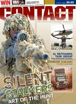 CONTACT Air Land & Sea Issue 8