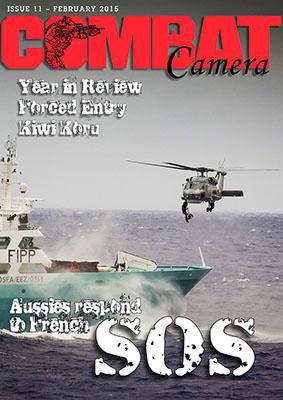 Combat Camera issue 11