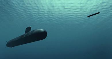 French company DCNS' Shortfin Barracuda, as proposed for Australia's future submarine.