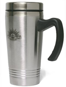 If you're into coffee, grab this stainless steel Army mug for just $11.50