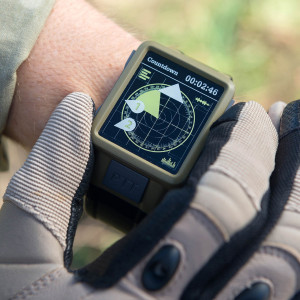 Smart watch for wearable communications and incorporating biometric sensors
