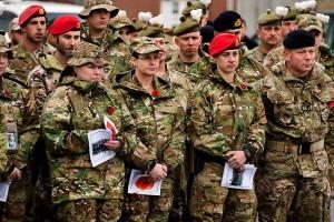 Kabul, Afghanistan - Corporal Mark Doran