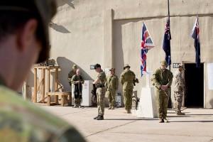 Iraq - Corporal Matthew Bickerton