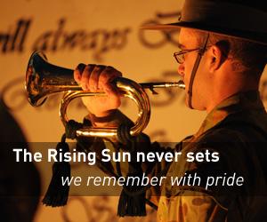 Rising Sun never sets - 300 x 250
