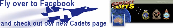 Please like our CONTACT Cadets page