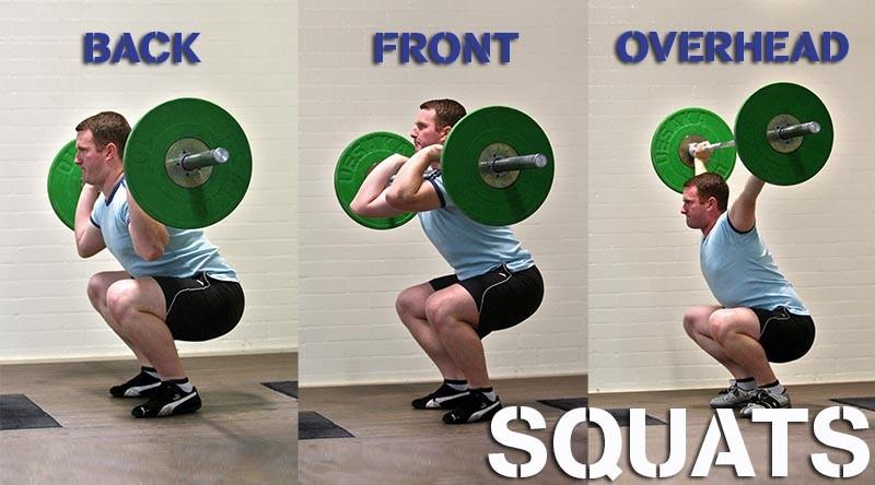 Squats demo