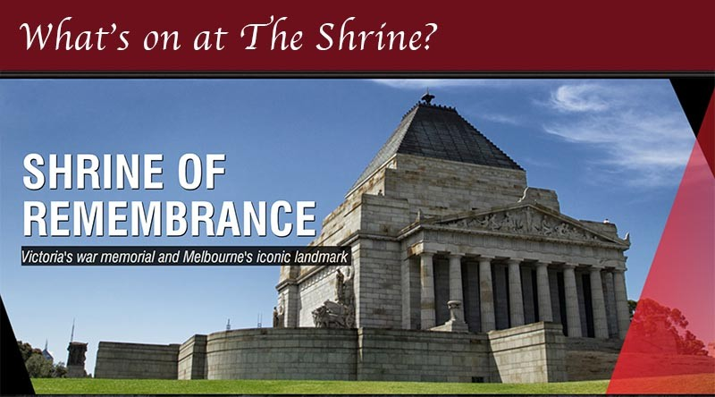 Melbourne's Shrine of Remembrance