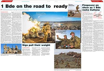 Click to read in ARMY newspaper