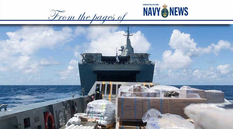 From the pages of Navy News - Fiji