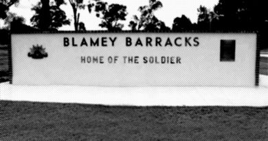Blamey Barracks Kapooka NSW