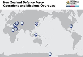 Click to see notes on NZDF deployments