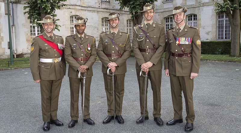 Australian Army Gets New Service Dress Uniform Contact