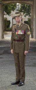 Warrant Officer Class One Ken Bullman
