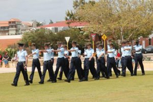 711 Air Force Cadets