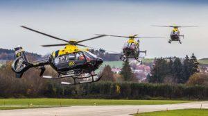 Australian EC135T2+ in flight in Germany. © Copyright Airbus Helicopters, Christian Keller.