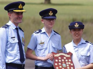 Cadet(s) of the Year