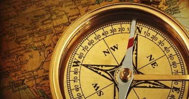 Generic file photo – compass
