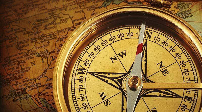 Generic file photo – compass