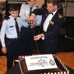 Number 6 Wing 75th Anniversary Ball; Celebrating the 75th Anniversary of Australian Air Force Cadets – published in CONTACT, 7 December 2016.