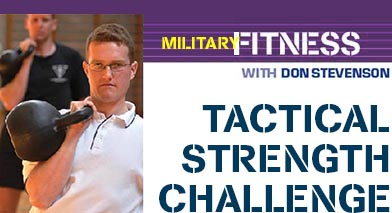 Military Fitness – Part 42 - CONTACT magazine