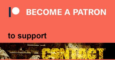 Become a Patron to support CONTACT