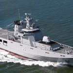 Construction starts on first WA-built offshore patrol vessel