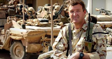 Lieutenant Colonel Mike Harris