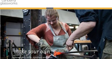 Canberra Glassworks promotional image