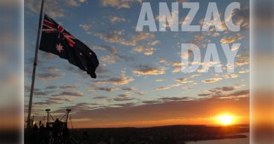 Sydney Harbour Bridge dawn