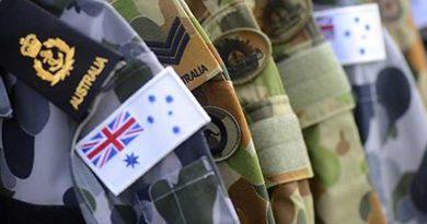 Australian military uniforms
