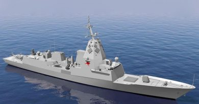 Navantia's SEA 5000 contender