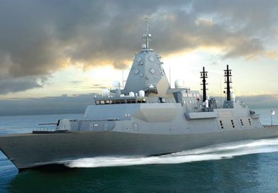 BlueScope wins steel contract for Hunter-class prototype