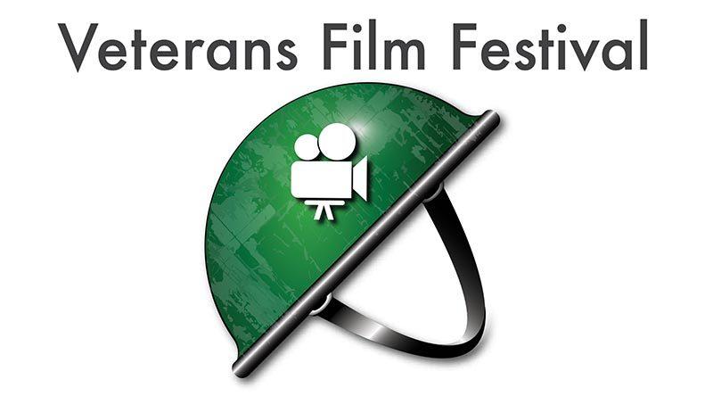 Veterans' Film Festival logo
