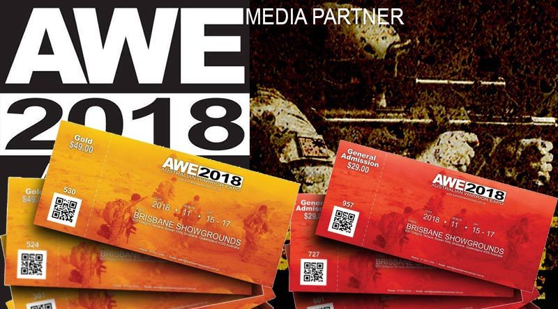 Contact has Australian Warrior Expo tickets to give away