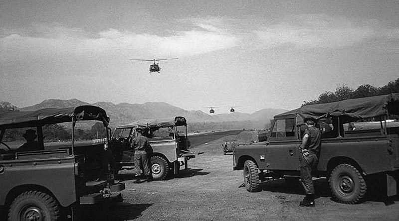 Vietnam file photo– no caption details. Courtesy DVA Facebook page.