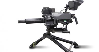 MK47 Light Weight Automatic Grenade Launcher, now integrated with Elbit Systems Battle Management System.