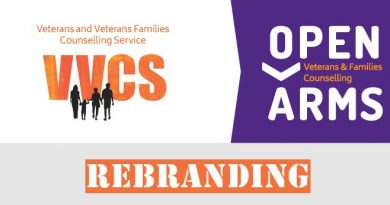 The Veterans and Veterans Families Counselling Services – VVCS – is changing its name to Open Arms in October 2018.