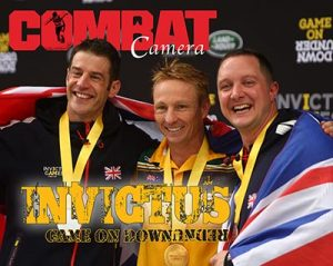 Very special 104-page, hardcover coffee-table book packed with as much Invictus Games coverage as one photographer can muster. You'll love it – or your money back. You can also send us your favourite photo (or nominate one from Defence's coverage here) and we can customise the cover of your book at no extra charge.