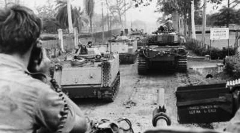 Battle Of Binh Ba 50th Anniversary Service