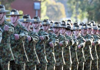 Major changes to Army-recruit training at Kapooka