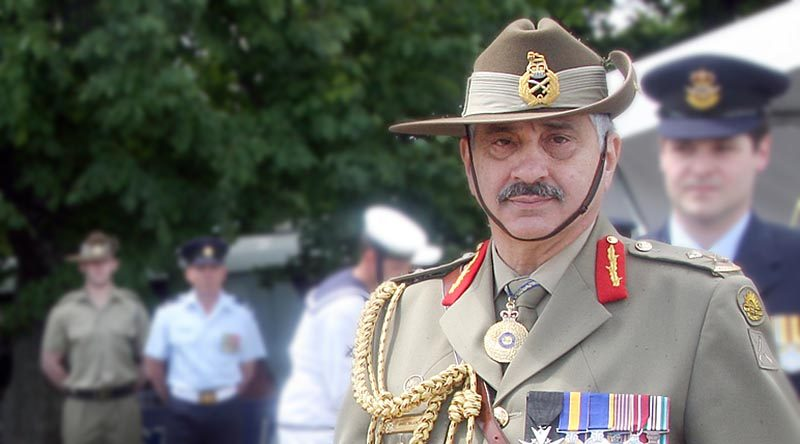 Major General Greg Melick elected RSL National President