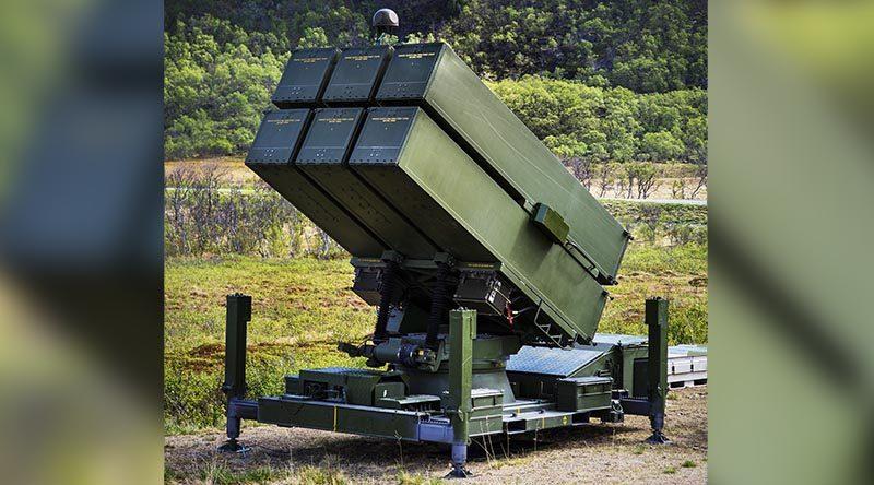 Kongsberg Defence & Aerospace photo.