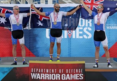 Aussie team headed to Warrior Games 2019
