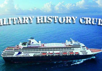 Unique Military History Cruise on newest Australia-based cruise ship
