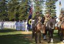 'A' Squadron 10th Light Horse parade to mark centenary