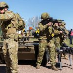 Army Demo Day – and ADFA Open Day