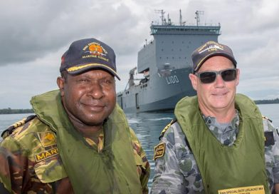 Minister visits PNG and Solomon Islands