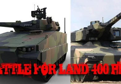 Infantry fighting vehicle project shortlist