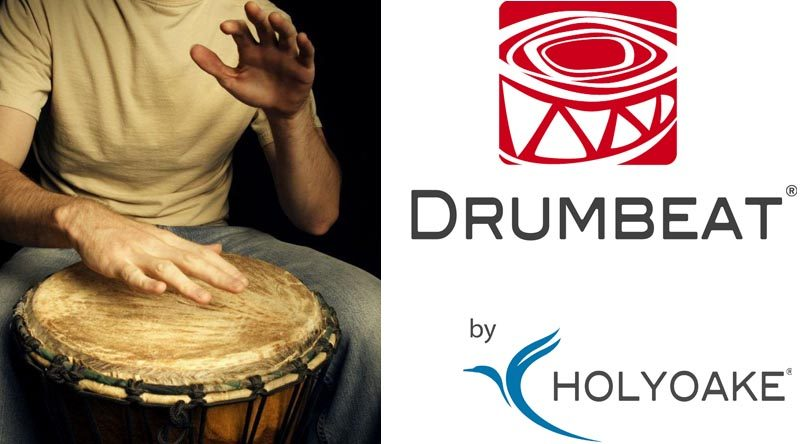 DRUMBEAT by Holyoake
