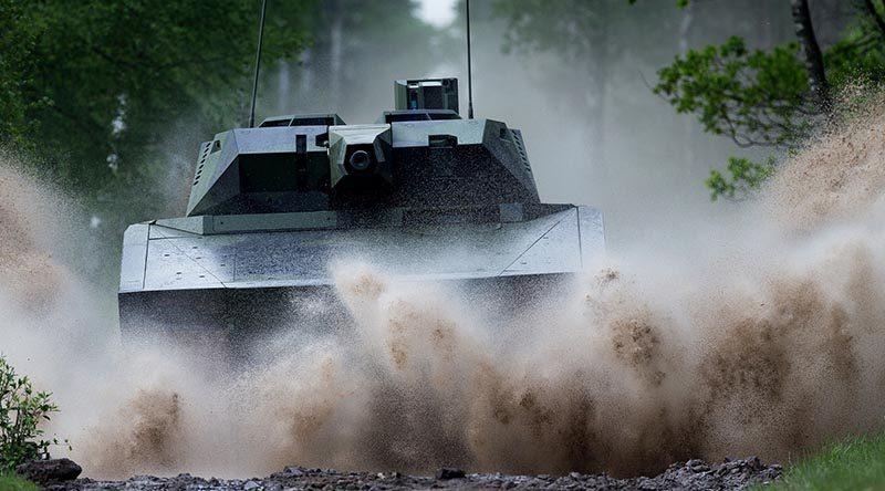 Lynx by Rheinmetall
